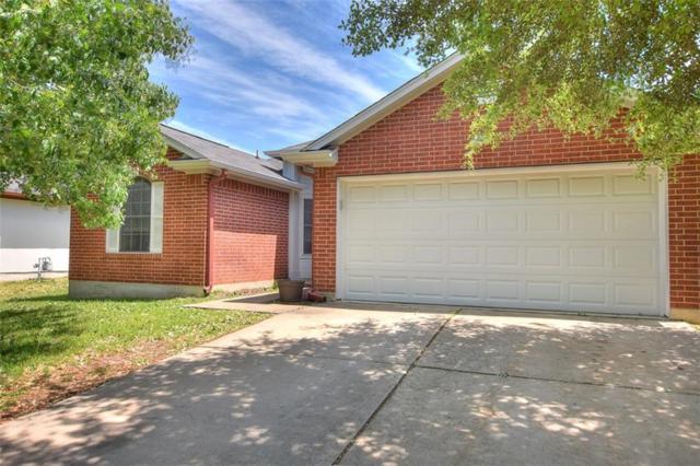 118 Estate Cv, Hutto, TX 78634 (#8630203) :: RE/MAX Capital City