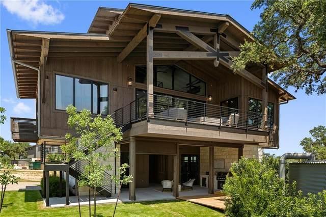 2208 Escape, Spicewood, TX 78669 (MLS #8630806) :: Vista Real Estate