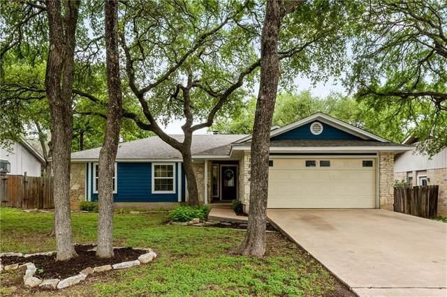 1706 Hermitage Dr, Round Rock, TX 78681 (#8631240) :: Papasan Real Estate Team @ Keller Williams Realty