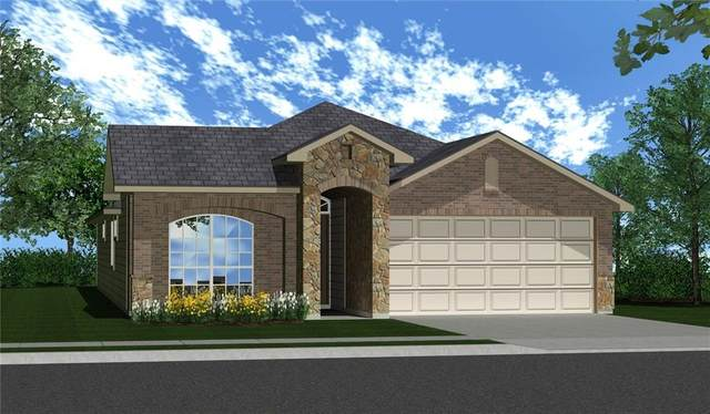 1628 T. H. Johnson Dr, Taylor, TX 76574 (#8632117) :: Lucido Global