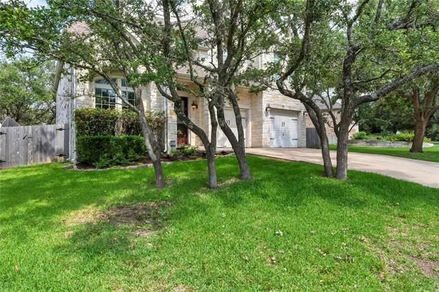 7926 Castle Peake Trl, Austin, TX 78726 (#8632304) :: Papasan Real Estate Team @ Keller Williams Realty