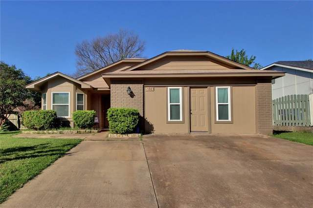 1603 Jersey Dr, Austin, TX 78758 (#8632959) :: Realty Executives - Town & Country