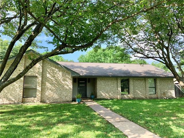 3010 Davis St, Taylor, TX 76574 (#8633014) :: Papasan Real Estate Team @ Keller Williams Realty