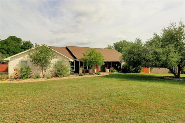 208 Speed Horse, Liberty Hill, TX 78642 (#8633176) :: The Heyl Group at Keller Williams