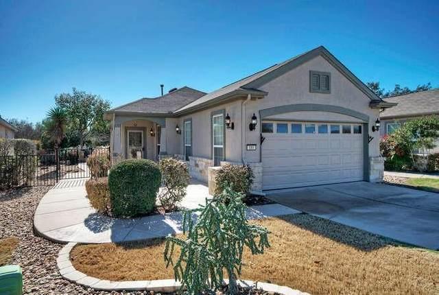 110 Granite Peak Cv, Georgetown, TX 78633 (#8634469) :: RE/MAX Capital City