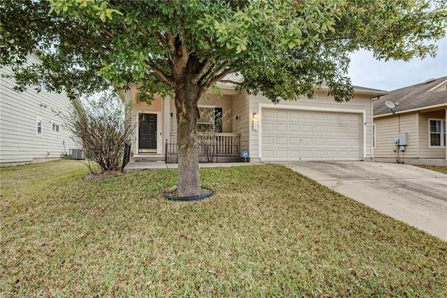 11500 S Morgans Point St, Manor, TX 78653 (#8637272) :: Zina & Co. Real Estate