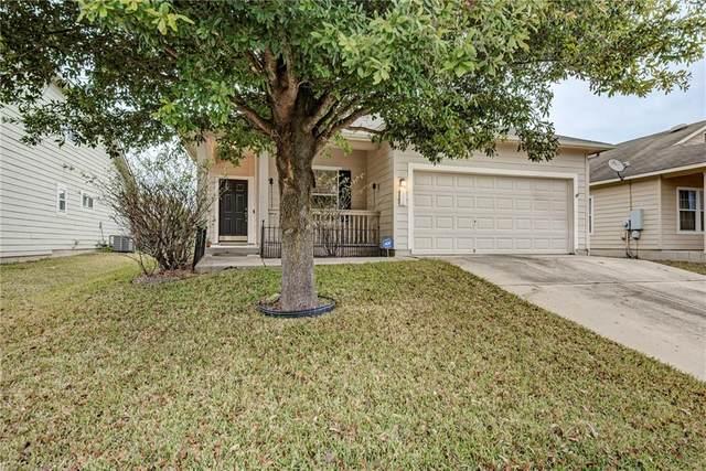 11500 S Morgans Point St, Manor, TX 78653 (#8637272) :: Papasan Real Estate Team @ Keller Williams Realty