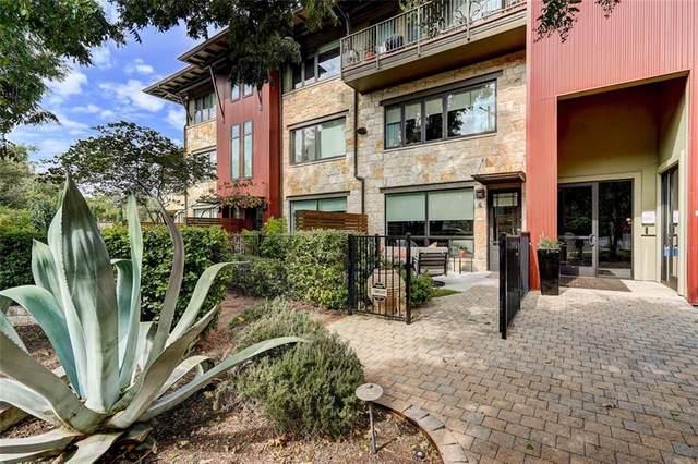 3200 Grandview St #4, Austin, TX 78705 (#8638832) :: Ben Kinney Real Estate Team