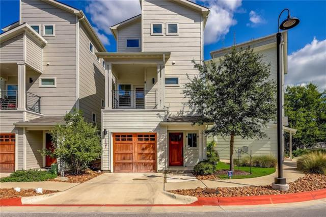 1101 Euphoria Bnd #37, Austin, TX 78702 (#8638870) :: Ben Kinney Real Estate Team