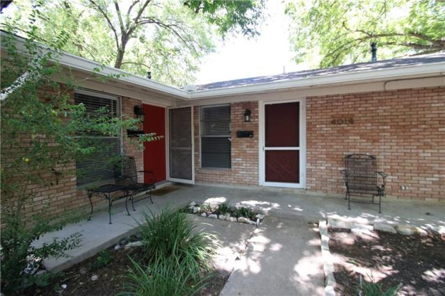 4014 Lewis Ln A, Austin, TX 78756 (#8640213) :: The Heyl Group at Keller Williams