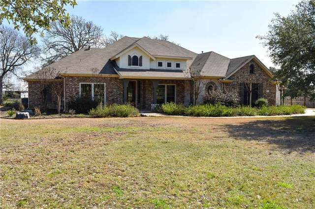 217 Park Place Dr, Georgetown, TX 78628 (#8640390) :: Papasan Real Estate Team @ Keller Williams Realty