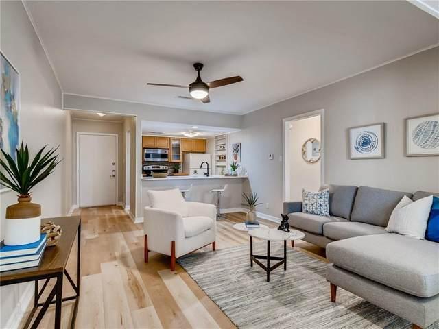 1514 Forest Trl #106, Austin, TX 78703 (#8640456) :: Papasan Real Estate Team @ Keller Williams Realty