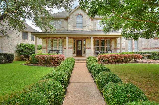 205 Liscio Loop, Georgetown, TX 78628 (#8640904) :: The Perry Henderson Group at Berkshire Hathaway Texas Realty