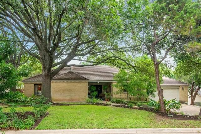 6107 Shadow Mountain Dr, Austin, TX 78731 (#8641233) :: Umlauf Properties Group