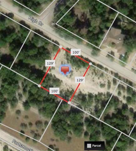 21209 High Dr, Lago Vista, TX 78645 (#8641822) :: Realty Executives - Town & Country