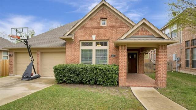 109 Cedar Elm Ln, Georgetown, TX 78633 (#8643305) :: The Heyl Group at Keller Williams