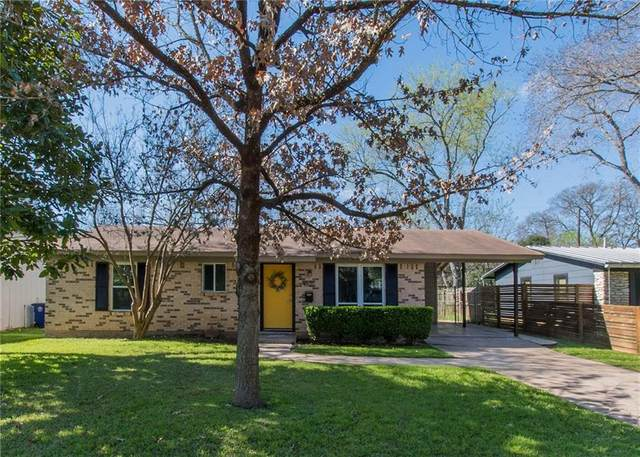 1805 Fair Oaks Dr, Austin, TX 78745 (#8643828) :: Douglas Residential