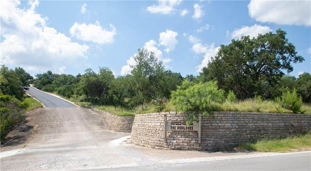 TBD Spotted Fawn, Horseshoe Bay, TX 78657 (#8644865) :: Zina & Co. Real Estate