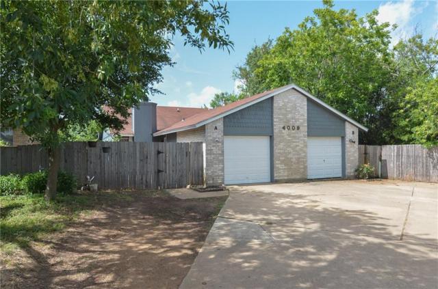 4009 Stonebridge Dr, Round Rock, TX 78681 (#8646445) :: Papasan Real Estate Team @ Keller Williams Realty