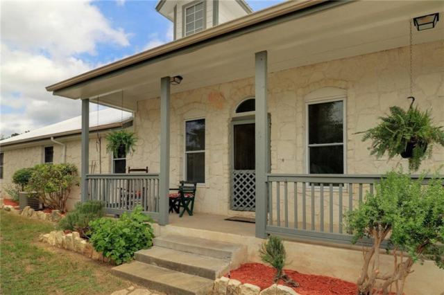 17000 W State Highway 29, Liberty Hill, TX 78642 (#8647642) :: The ZinaSells Group