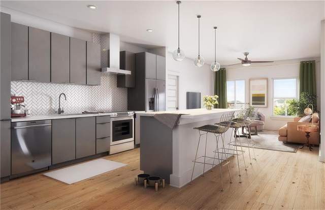 2500 Longview St #213, Austin, TX 78705 (MLS #8649056) :: Vista Real Estate