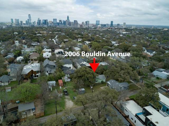 2006 Bouldin Ave, Austin, TX 78704 (#8649169) :: The Perry Henderson Group at Berkshire Hathaway Texas Realty