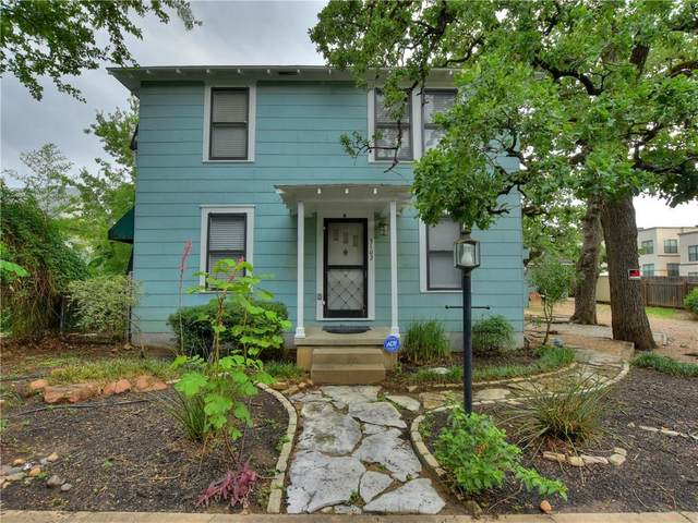 3103 West Ave, Austin, TX 78705 (#8649229) :: The Perry Henderson Group at Berkshire Hathaway Texas Realty