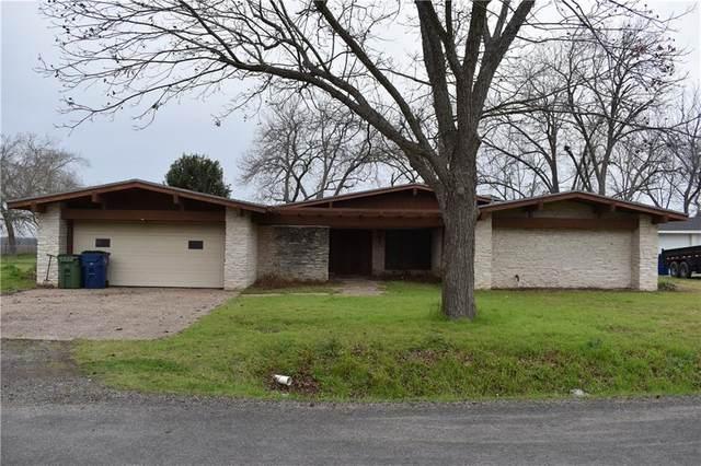 600 S Willis St, Granger, TX 76530 (#8649416) :: The Heyl Group at Keller Williams