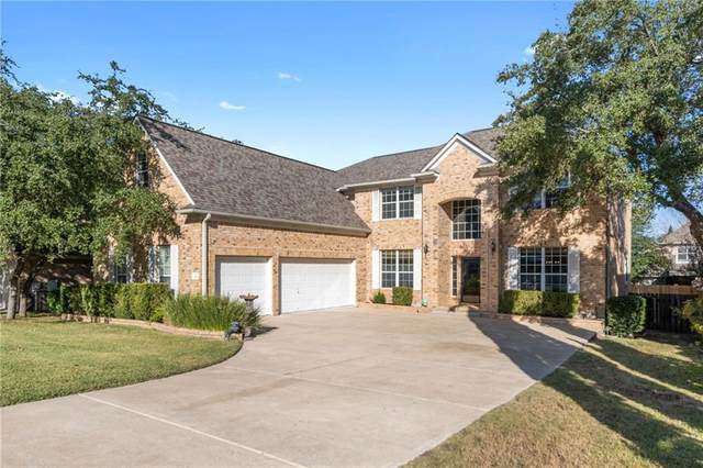 2291 Fernspring Dr, Round Rock, TX 78665 (#8649743) :: Green City Realty