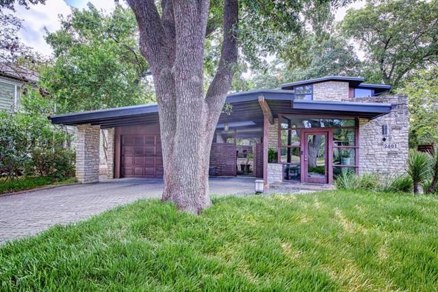 2401 Jarratt Ave, Austin, TX 78703 (#8650950) :: Papasan Real Estate Team @ Keller Williams Realty