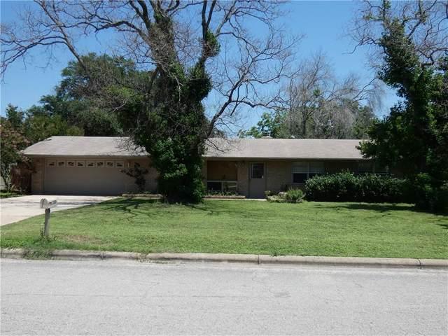 1505 Northwood Dr, Marble Falls, TX 78654 (#8650990) :: Tai Earthman | Keller Williams Realty