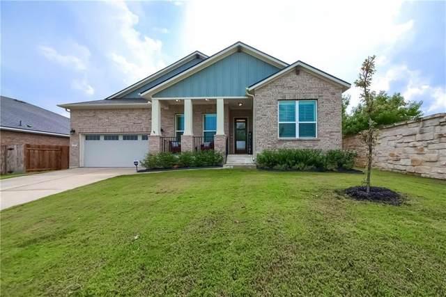 100 Ridgeview Ct, Georgetown, TX 78628 (#8652646) :: Papasan Real Estate Team @ Keller Williams Realty