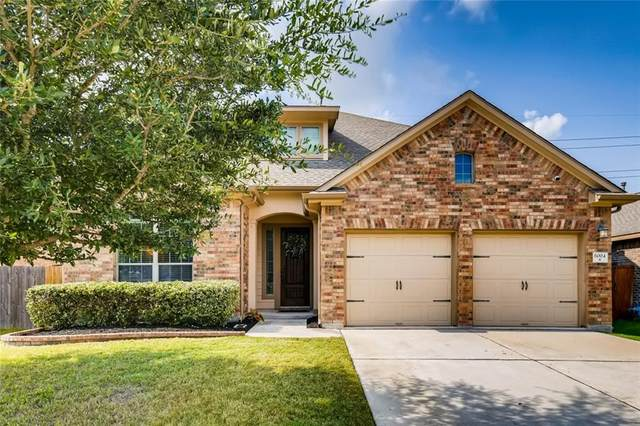 6004 Angelo St, Round Rock, TX 78665 (#8656100) :: Papasan Real Estate Team @ Keller Williams Realty