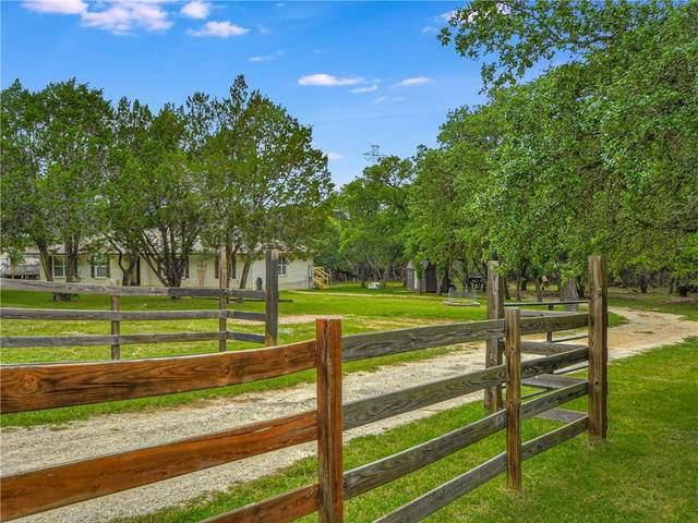 1519 Hillside Oaks Dr, Bulverde, TX 78163 (#8657526) :: Watters International
