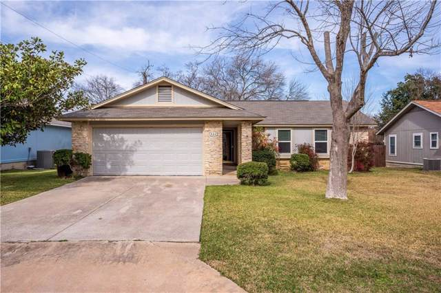 802 Forest Glen Cv, Round Rock, TX 78664 (#8657544) :: The Perry Henderson Group at Berkshire Hathaway Texas Realty