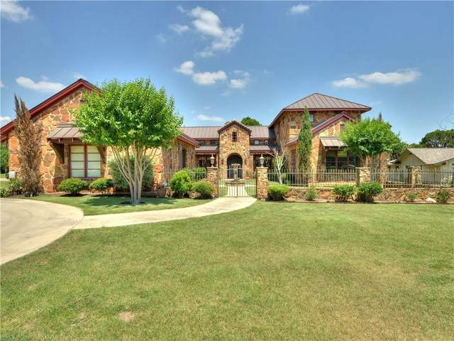 4470 Stearns Ln, Sunset Valley, TX 78735 (#8657612) :: Front Real Estate Co.