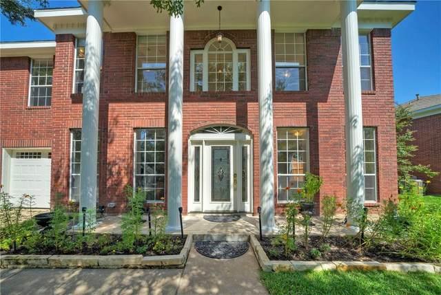8004 Castle Peake Trl, Austin, TX 78726 (#8658847) :: Papasan Real Estate Team @ Keller Williams Realty