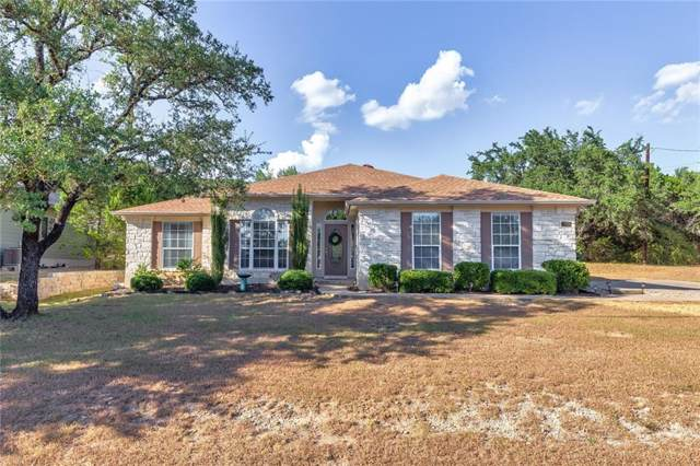 21406 Horseshoe Loop, Lago Vista, TX 78645 (#8659901) :: The Perry Henderson Group at Berkshire Hathaway Texas Realty