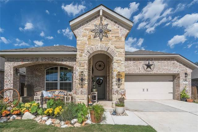 2328 Star Hill Ranch St, Georgetown, TX 78628 (#8660477) :: Realty Executives - Town & Country