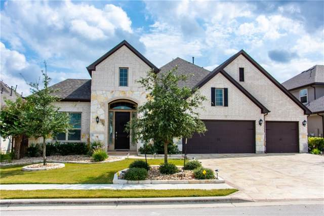 2824 Mossy Springs Dr, Leander, TX 78641 (#8660634) :: The Perry Henderson Group at Berkshire Hathaway Texas Realty