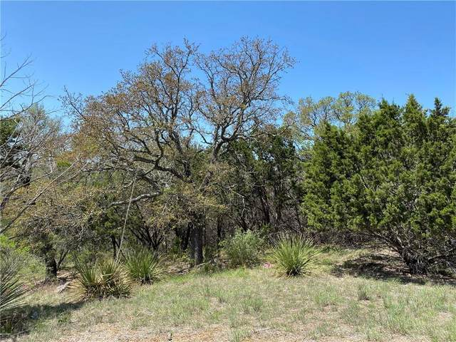 0 Bow String, Horseshoe Bay, TX 78657 (#8663991) :: Realty Executives - Town & Country