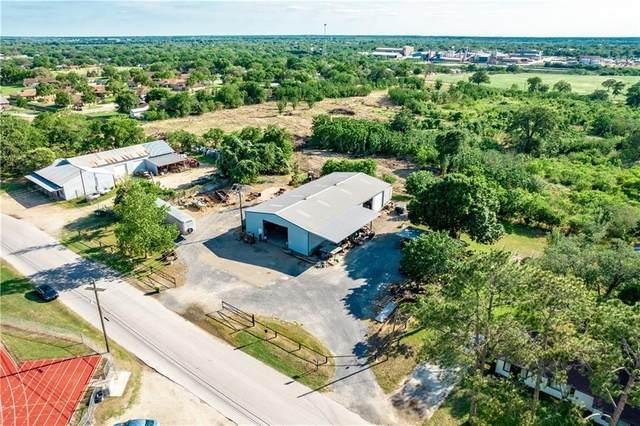 1505 Seydler St, Gonzales, TX 78629 (#8664201) :: Papasan Real Estate Team @ Keller Williams Realty