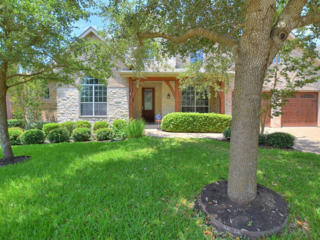 2829 Cool River Loop, Round Rock, TX 78665 (#8666670) :: The Perry Henderson Group at Berkshire Hathaway Texas Realty