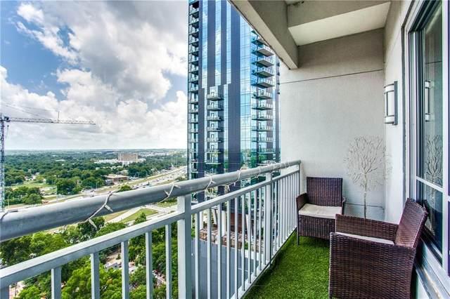 603 Davis St #2007, Austin, TX 78701 (#8668070) :: Papasan Real Estate Team @ Keller Williams Realty