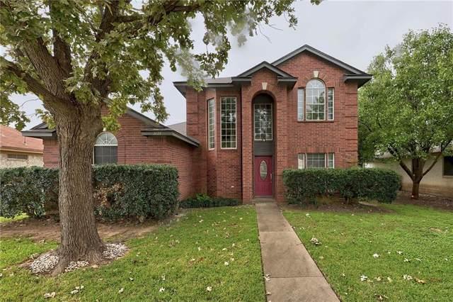 1127 Disraeli Cir, Pflugerville, TX 78660 (#8668616) :: Papasan Real Estate Team @ Keller Williams Realty