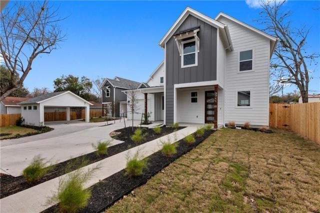 3711 Garden Villa Ln B, Austin, TX 78704 (#8668790) :: The Heyl Group at Keller Williams