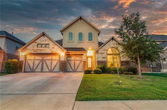 2536 Pecan Creek Dr, Leander, TX 78641 (#8670346) :: Papasan Real Estate Team @ Keller Williams Realty