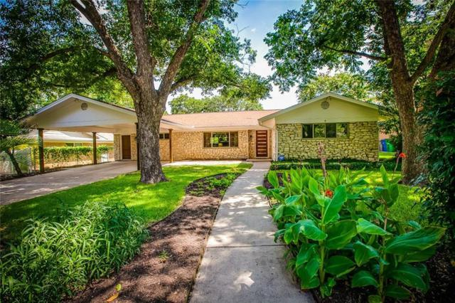 2702 Cascade Dr, Austin, TX 78757 (#8671043) :: Realty Executives - Town & Country