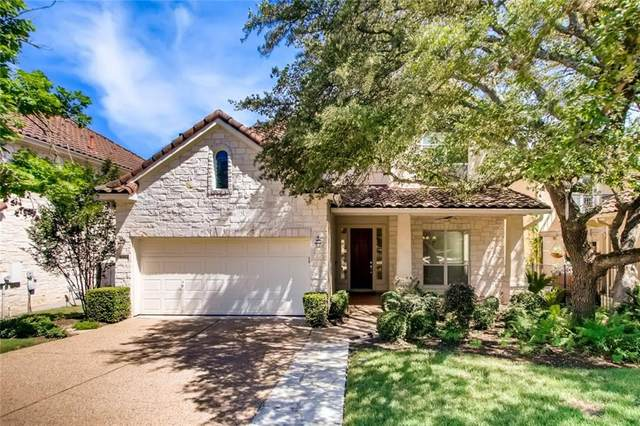 6364 Tasajillo Trl, Austin, TX 78739 (#8672894) :: The Perry Henderson Group at Berkshire Hathaway Texas Realty