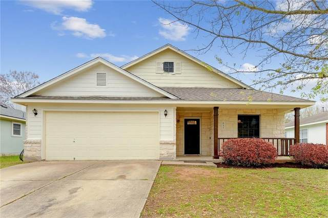 611 S Pauley Dr, Hutto, TX 78634 (#8673213) :: Green City Realty